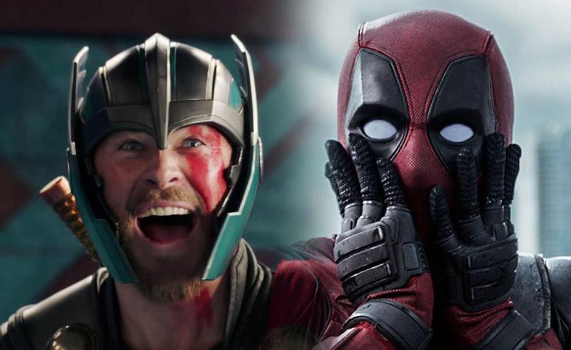 Deadpool's Ryan Reynolds Shows His Love For Thor: Ragnarok