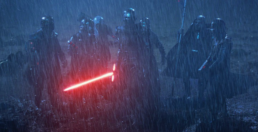 Leaked Star Wars Episode IX Images Reveal Knights of Ren, Lando, and More