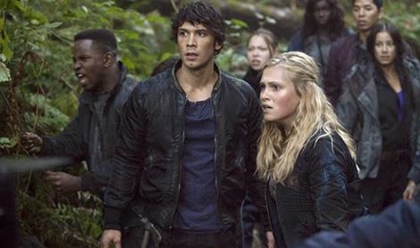 Release Date For The 100 Announced Plus Bellamy Spoilers!