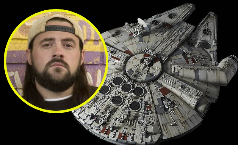 Kevin Smith Denies Rumors About Him Directing a Marvel or Star Wars Movie