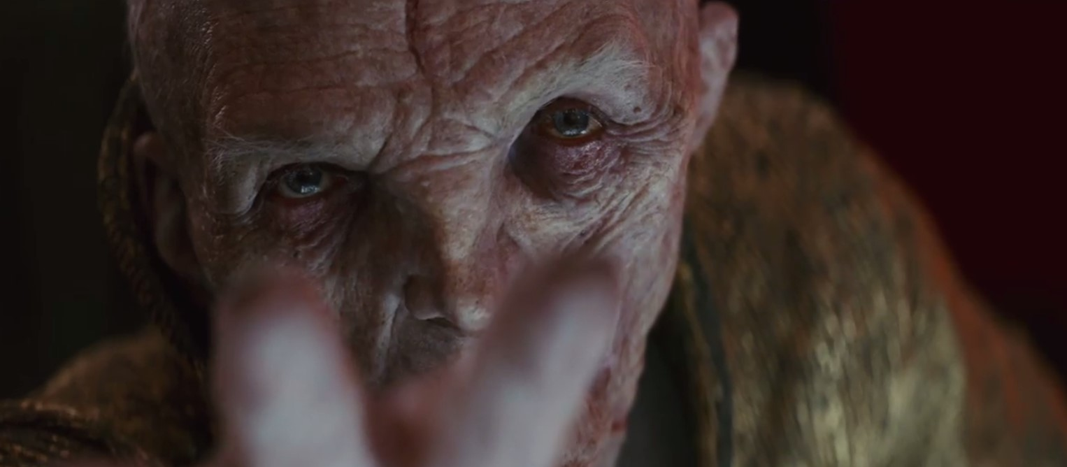Star Wars The Last Jedi: Rian Johnson's Motivation For Killing Off Snoke