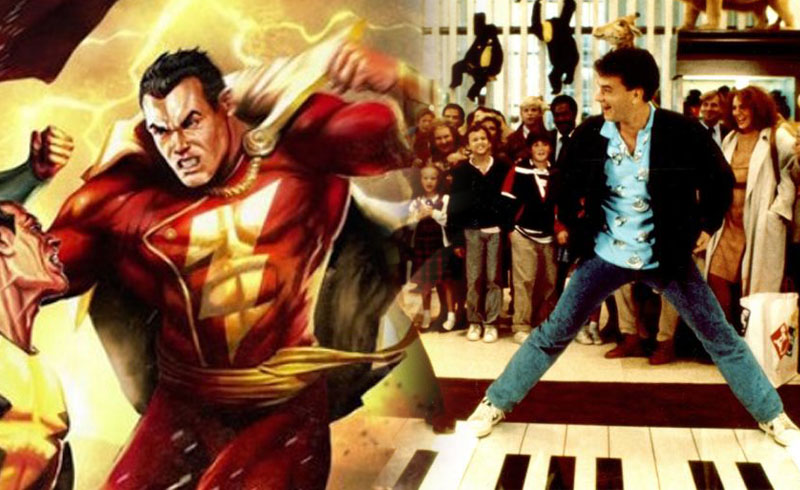 'Shazam!': Zachary Levi Talks Playing A Hero & Wants Cameo By 'Wonder Woman'