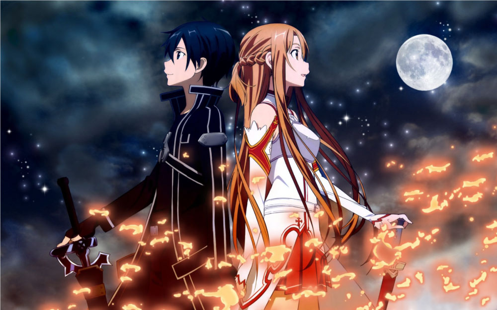 Sword Art Online-Anime Is Not A Passe
