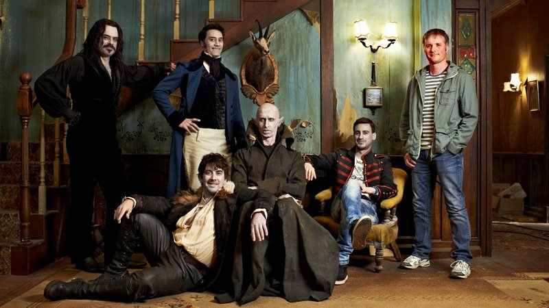 First Look at FX's What We Do in the Shadows Series