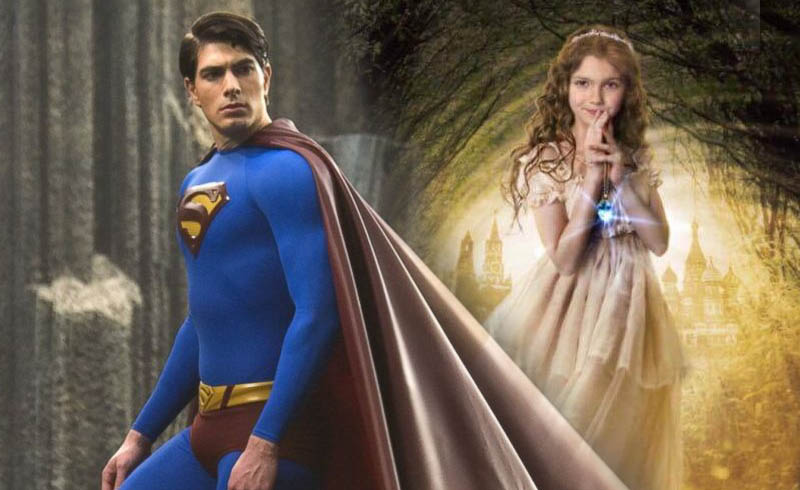 Brandon Routh Cast in the Live-Action Anastasia Movie
