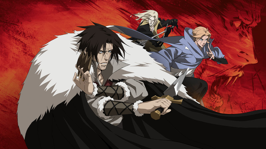 Season 2 of 'Castlevania' Confirmed More Episodes Coming
