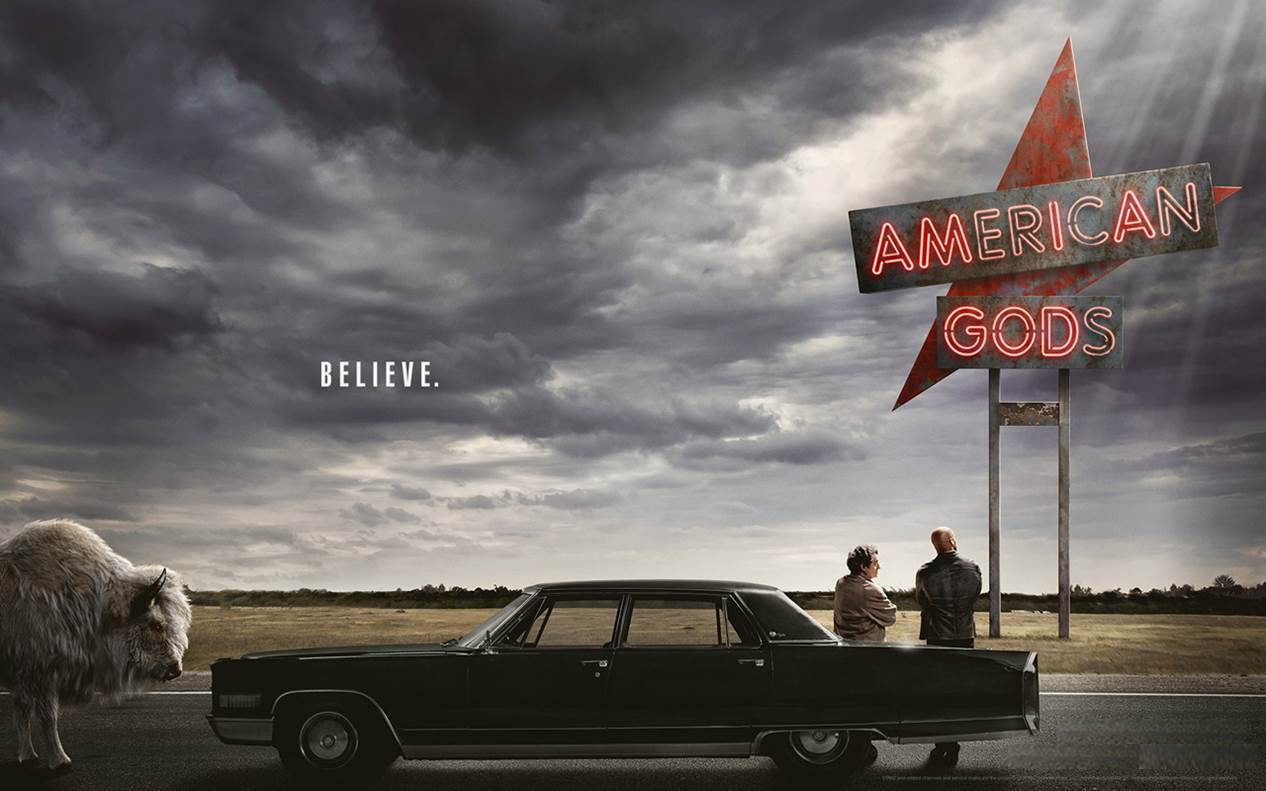 Neil Gaiman Will Be a Major Part of American Gods Season 2