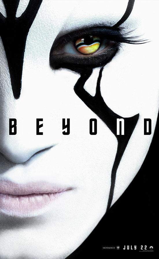 Nuevo Cartel De 'Star Trek Beyond'