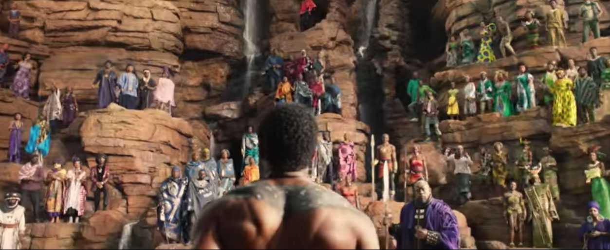 Long Live The King In The New Black Panther Trailer