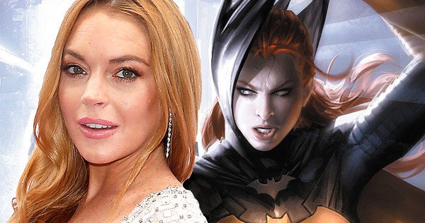 Lindsey Lohan Is Still Gunning for Batgirl Role