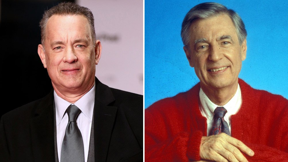 In The Most Spot On Casting Ever: Tom Hanks Will Play Mr. Rogers In New Biopic