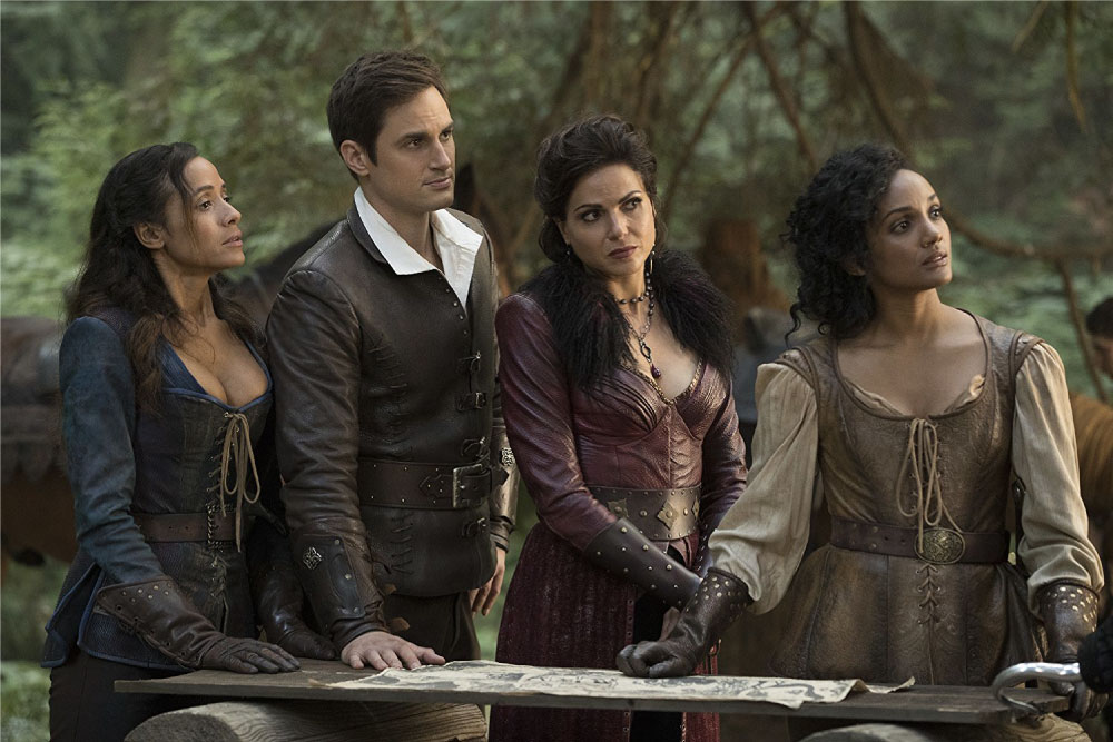 'Once Upon A Time': Is Regina Getting A New Love Interest?