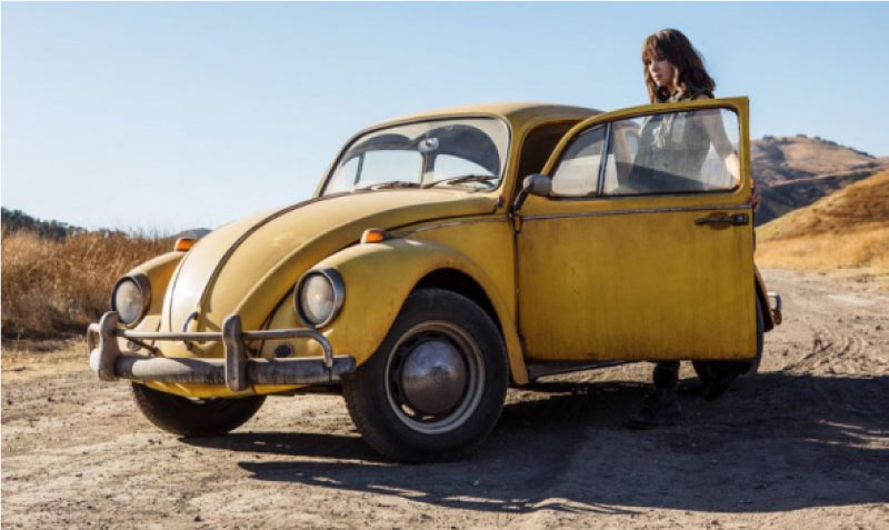 Bumblebee Transformers Prequel