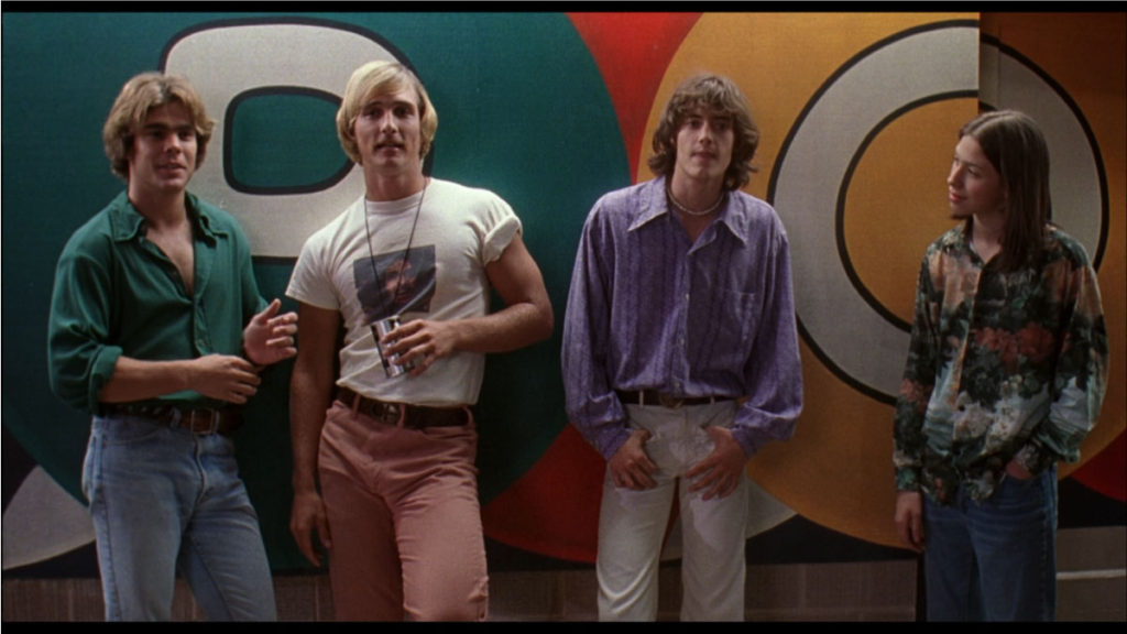 Dazed and Confused Movies About Nothing