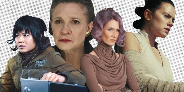 An All-Female The Last Jedi Cut Created by Dorkly Team In Response To A Fan Cut With No Women