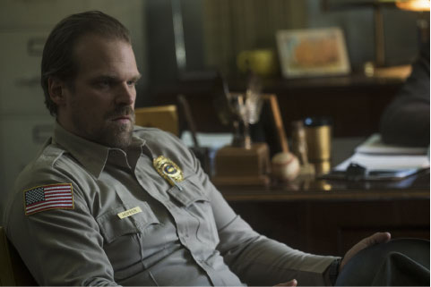 'Stranger Things' Season 3 Will We See More Of Hopper's Past?