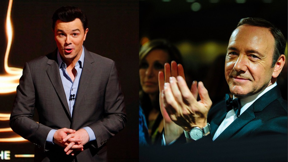 Seth MacFarlane Says That Family Guy Kevin Spacey Joke Was Just A Coincidence