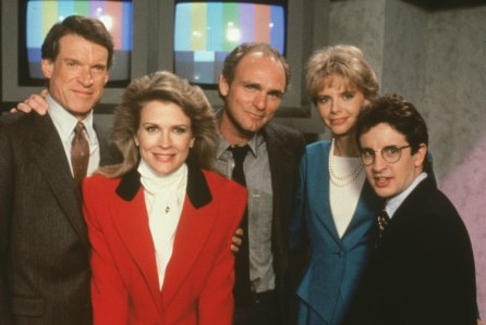 Candice Bergen Returns to Television with Murphy Brown Revival