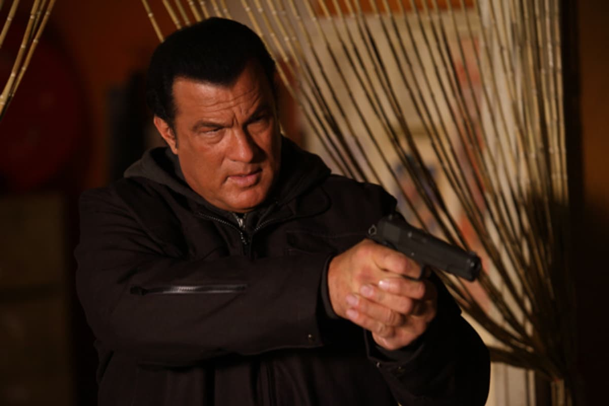 Steven Seagal Under Investigation For Alleged Sexual Assault