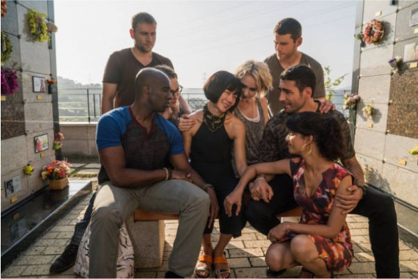 The 'Sense8' Special Announced By Netflix With Video From Filming