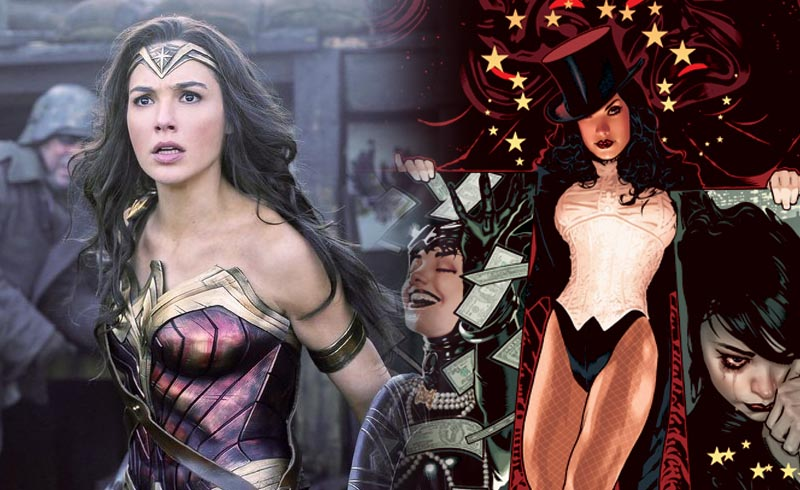 Wonder Woman 2's Working Title Could Hint at the Film's Villain; Could Zatanna Appear?