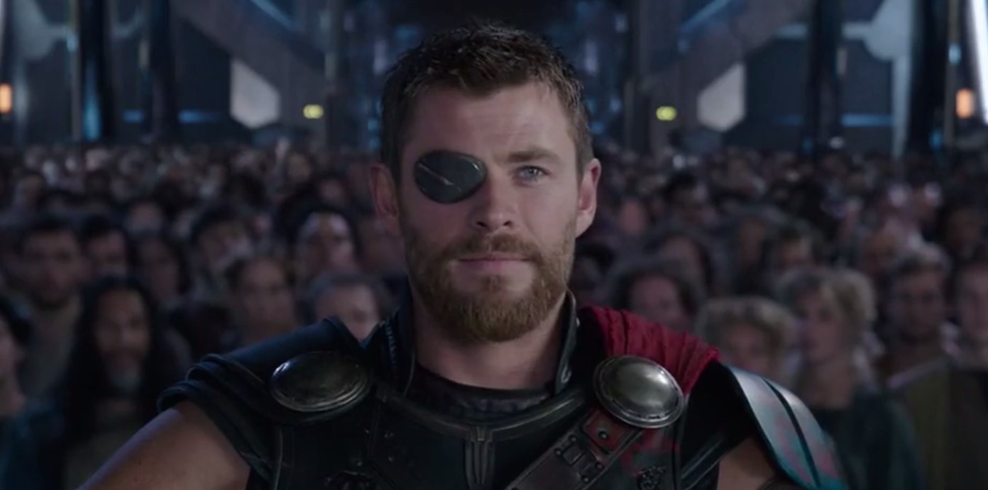 Avengers: Infinity War Poster has Thor with Both Eyes; Does He Get Them Back?