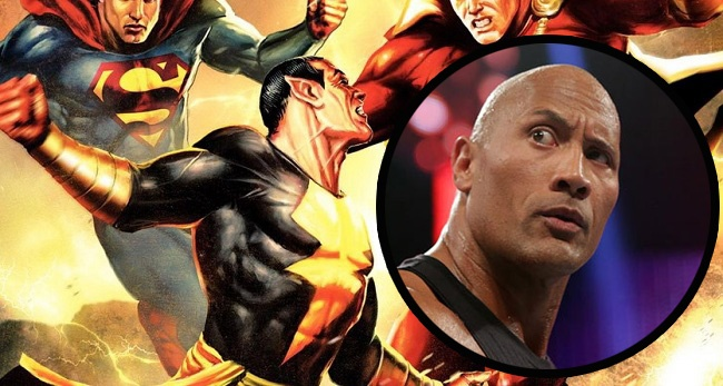Shazam! official synopsis confirms major villain, Dwayne Johnson as EP