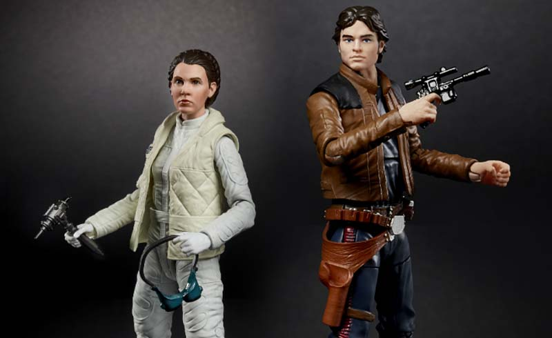 Hasbro Unveils Their Next Wave of Star Wars Figures at Toy Fair New York