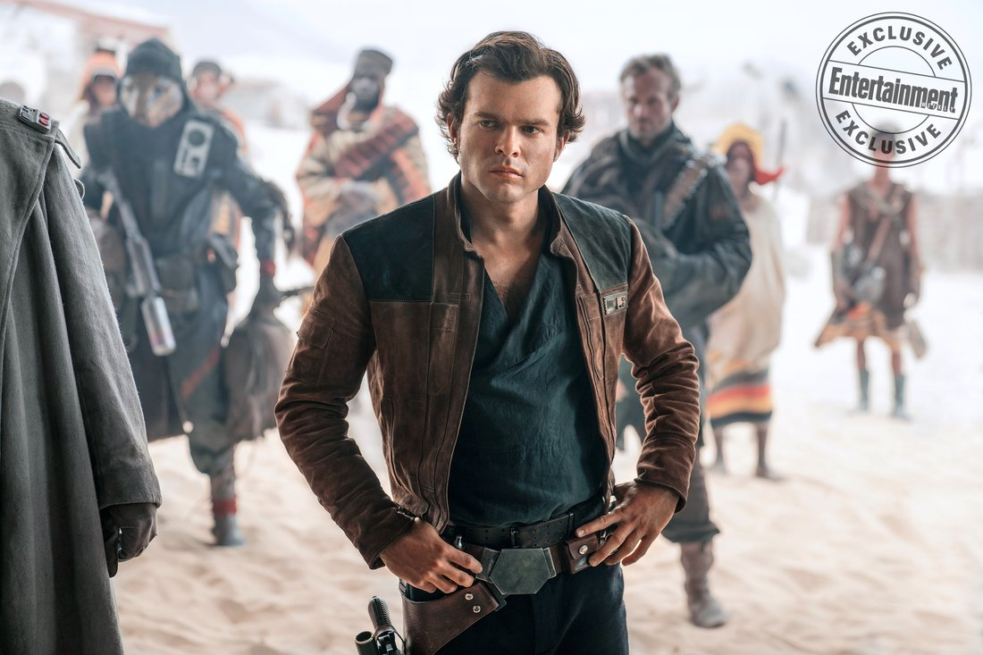 The Full 'Solo: A Star Wars Story' Trailer Just Dropped And Hoo Boy