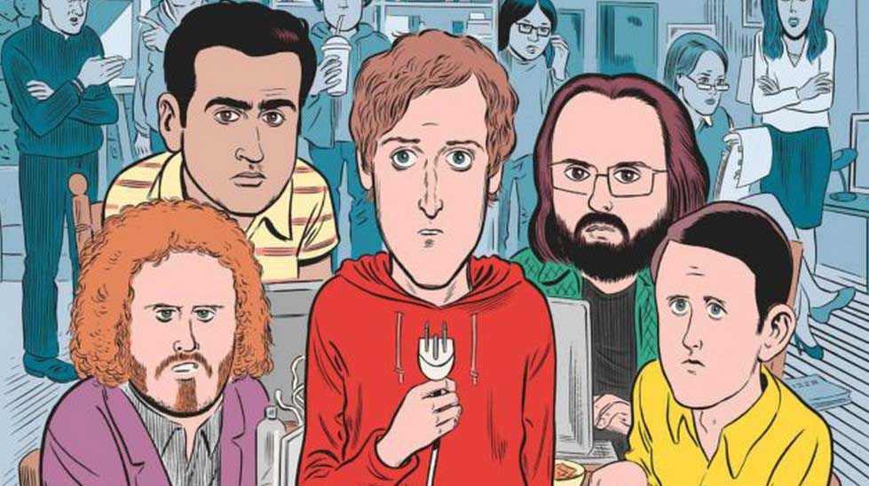 HBO's hit 'Silicon Valley' drops a new trailer for Season 5