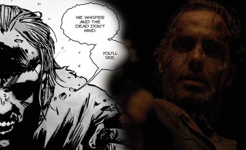 Robert Kirkman Confirms the Whisperers are Coming to AMC's The Walking Dead