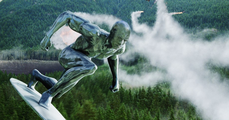 Silver Surfer Avenges The Fallen In New Fan Poster For Avengers: Endgame