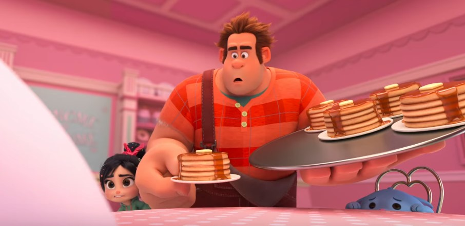 New Images for Wreck-It Ralph 2 Showcase the Disney Princesses