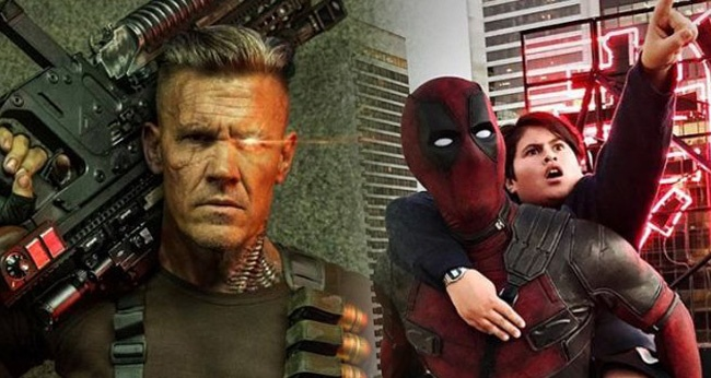 Deadpool 2: Ryan Reynolds Pokes Fun at Josh Brolin on His Birthday