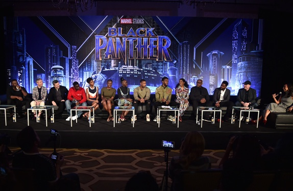 Black Panther Actors Discuss What It Was Like To Work On The Blockbuster Film
