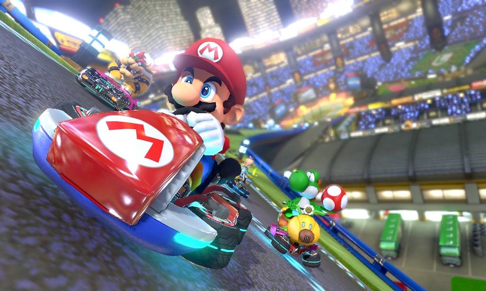 Mario Kart Is Coming To The iPhone, iPad, and iPod Touch!
