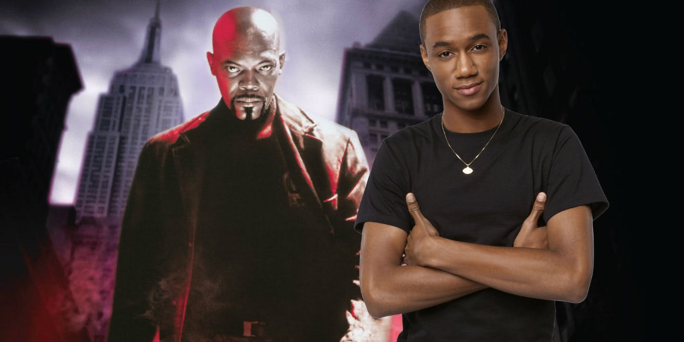 "Check Out 3 Generations of ""Bad Mutha#%*!as"" As Son Of Shaft Begins Filming"