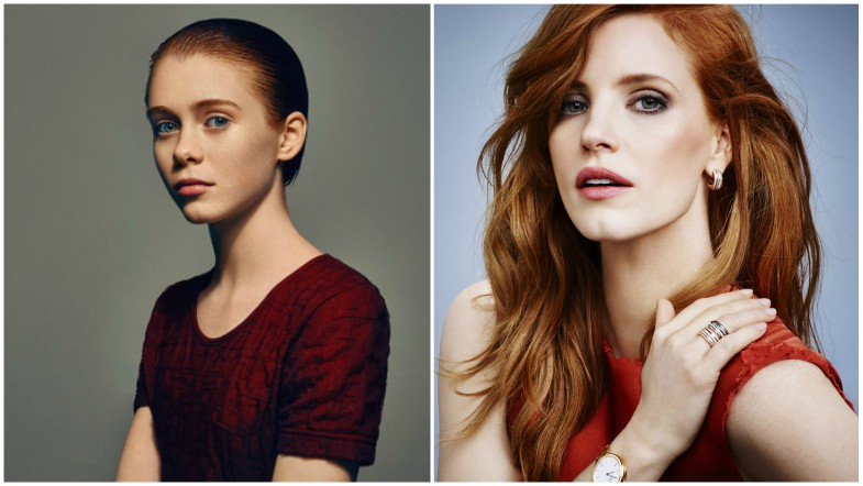 Jessica Chastain Might Play Adult Bev in 'It: Chapter Two'