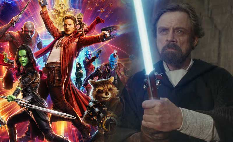 Mark Hamill on Possibly Appearing in Guardians of the Galaxy Vol. 3