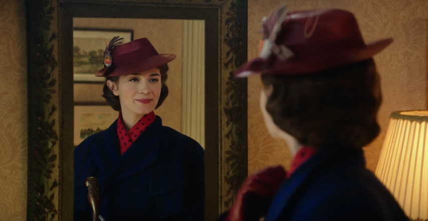 First Teaser and Poster for Mary Poppins Returns