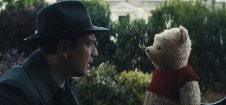 Ewan McGregor Meets Winnie the Pooh in Disney's Teaser for Christopher Robin