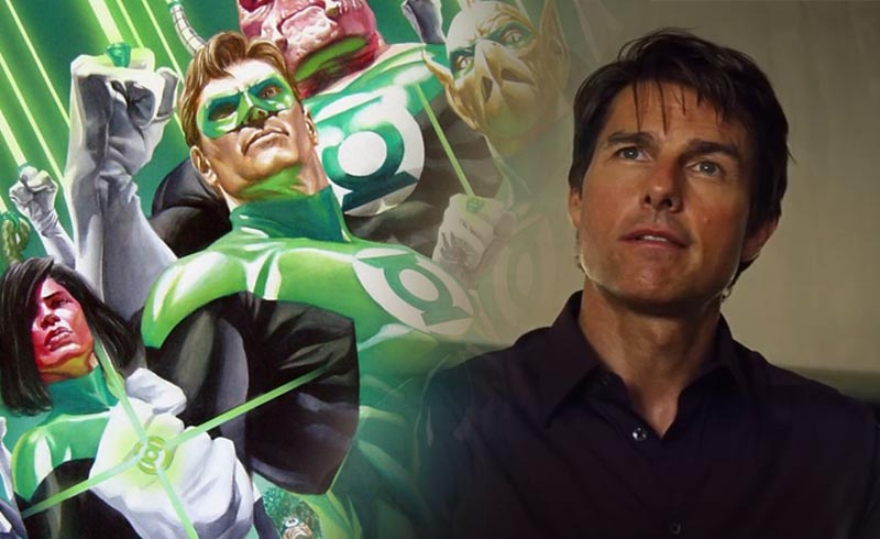 Green Lantern Corps: Mission Impossible's Chris McQuarrie Eyed to Direct; Could Tom Cruise Play Hal Jordan?