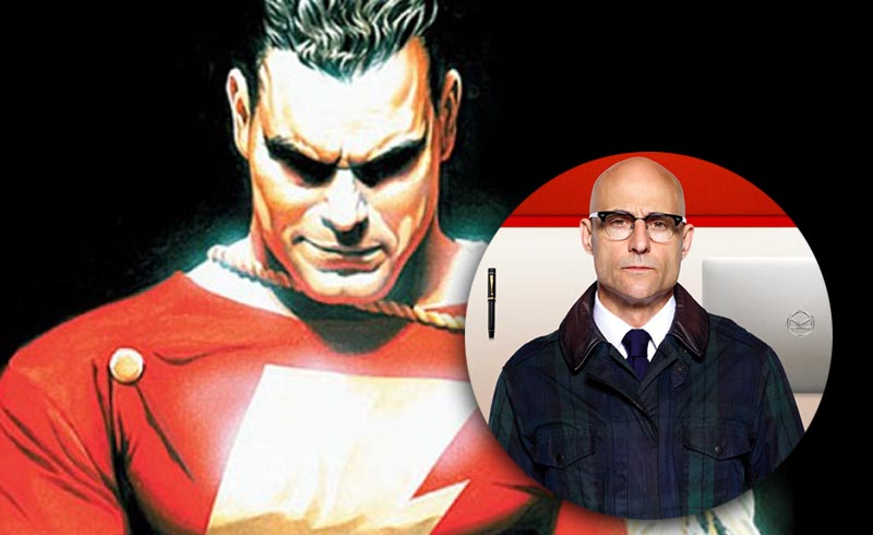 Shazam!: Captain Marvel and Doctor Sivana Clash in Set Video