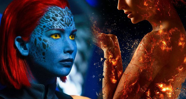 X-Men: Dark Phoenix and New Mutants Delayed to 2019
