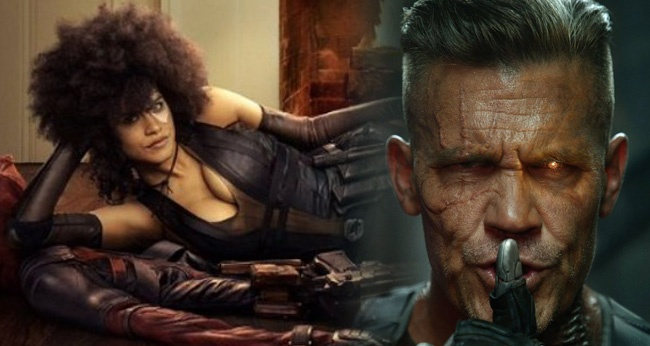 Deadpool 2 Reshoots Adding More Cable and Domino After Positive Reception from Test Audiences