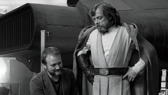 Rian Johnson On His Upcoming Star Wars Trilogy