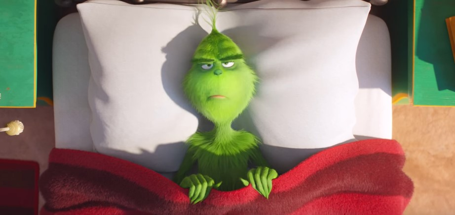 The Grinch Trailer: Benedict Cumberbatch is Everyone's Favorite Christmas Grump