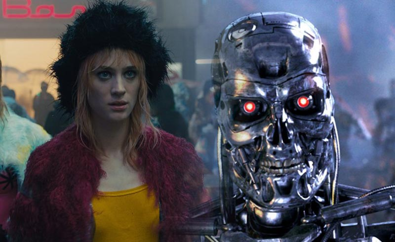Terminator 6: Mackenzie Davis is the New 'Face' of the Franchise