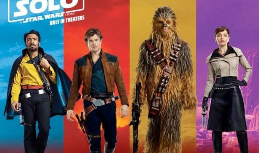 New Banner and Posters for Solo: A Star Wars Story