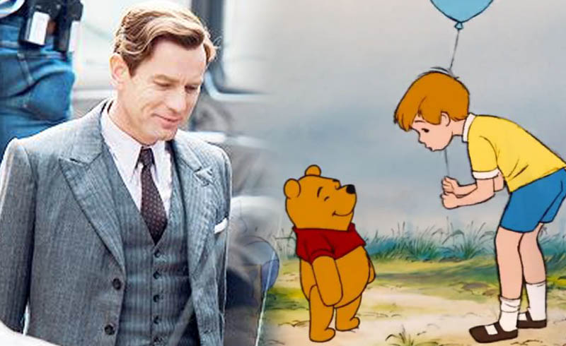 Pooh and Friends Come to Life in New Christopher Robin Poster